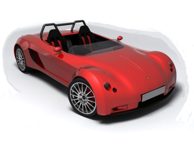 Esargi Road star kit car